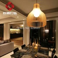 Modern brief personality led lamp bar counter restaurant lamp pendant light multithread multicolour+Free shipping