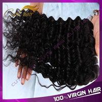 3PCS 100% Unprocessed Virgin Malaysian Hair Rosa Hair Products Deep Curly Malaysian Virgin Hair Human Hair Weave Curly