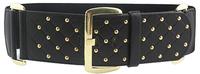 Woman Solid Elastic Cummerbund Elegant Wide belt for female Adjustable Blackr Brand new Cintos Cinturon N250 Hot sales