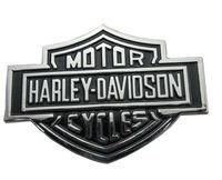 Car Motor FOR Harley Davidson logo Aluminum Car Decals Stickers Cycles 3D Metal