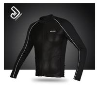 2014 New Jakroo Men Winter Thermal Fleece Windproof  Waterproof Cycling Bicycle Riding Long Sleeve Jersey Jerseys 2596
