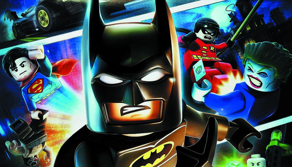 Lego Batman 2 Characters Wallpaper The Lego Batman 2 dc Super