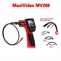 Free Shipping Original Autel Digital Inspection Videoscope MV208 5.5 With English, Spanish, French, German, Dutch Language