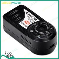 T8000 720*480 IR Night Vision Q5 Hidden Camera Mini Camcorder Thumb Mini DV Digital Camera Recorder 10Pcs/Lot DHL Free Shipping