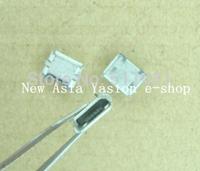 10pcs Micro USB Type B Female 5Pin SMT Socket Jack Connector Port PCB Board