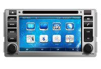 6.2'' HD Car DVD Player for Hyundai Santafe,AutoRadio,Headunit,GPS,Navi,Multimedia,Radio,Ipod,Free shipping+Free map