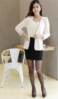 2014 Autumn new brand women's business coat N1111 Free shipping