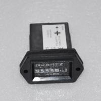 Boats Auto Car DC12~36V Voltage Quartz Oscillator Hour meter 99999.9 hours Range