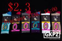 10pieces 5pairs hip hop  skateboard odd future donut ofwgkta  man men s meias  sock