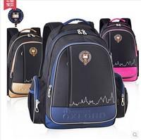 2014  New High quality 3D Reflectiv orthopedic children school bags Unisex Waterproof mochila school kids backpacks Freeshipping