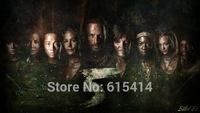 "086 The Walking Dead -Season 4 SO4 Zombie Blood Hot TV Series 40""x14"" Poster"