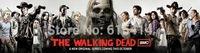 "065 The Walking Dead -Season 4 SO4 Zombie Blood Hot TV Series 52""x14"" Poster"