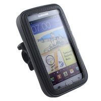 Waterproof Cover Case Bicycle Bike Phone Mount Holder Bracket Stand Bag for Samsung Galaxy Mega 6.3 i9200 Free Shipping