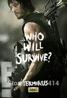 "077 The Walking Dead -Season 4 SO4 Zombie Blood Hot TV Series 14""X20""  Poster"