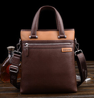 Men genuine leather bag  Men Messenger Bag vintage crossbody Bags designer handbags high quality  bag square briefcase desigual