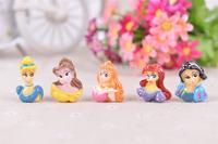 Free Shipping  30PCS/Lots Very Hot and Kawaii  Resin Cartoon princess cabochons FOY DIY