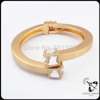 New Design 2014 fashion gold bangle bracelet  jewelry china supplier
