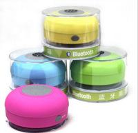 BTS-06 Sucker Bluetooth Shower Speaker bluetooth speaker waterproof New quality speaker best gift