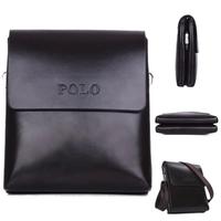 Luxury POLO bag do Men Messenger Bag vintage Men crossbody Bags famous brand men bag square briefcase desigual