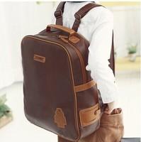 2014  New korean Mechanic orthopedic children school bags for boys Waterproof mochila kids men's travel backpacks Freeshipping