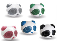 Free shipping newest Mykind for mk500 giant panda mini speaker mobile phone cartoon desktop notebook pc phone audio usb speaker