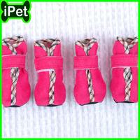 Pet Dog Shoes 4pcs/Set