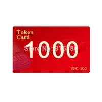 1000 TOKEN CARD FOR VPC-100