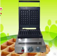 stainless steel waffle maker_waffle machine_commercial waffle maker_belgian waffles machine