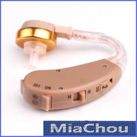 Ear Care AXON V168 Behind The Ear Amplifier Deaf Hearing Aid Ear Sound Amplifier Behind the Ear
