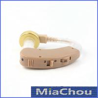 Ear Care AXON V163 Behind Ear Style Hearing Aid Sound Voice Amplifier Ear Hearing Aids Aparelho Auditivo V-163