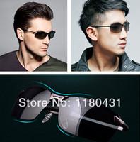 2014 hot Men's fashion polarized sunglasses driving outdoor Sunglasses Sports Sunglasses oculos Gafas de sol free shipping