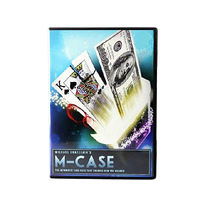 2014 New Close-up  magic ---M-Case (DVD and Gimmick) by Mickael Chatelain