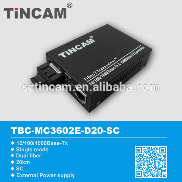 10/100/1000M Cheap price and multi-function 1 ports fiber optic media converter(China (Mainland))