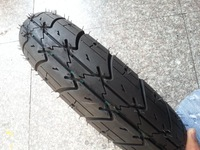 3.50 - 10 inch pedal motorcycle tyre vacuum tyres