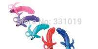 Penis Dildo Sex Vibrator Clitoris Massager Anal Stimulation G-Spot Vibrator Adult Sex Toys for Women Free Shipping DHL 200pcs