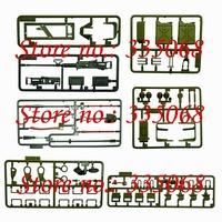 HENG LONG 3839/3839-1 RC tank U.S.M41A3 1/16 spare parts No.Accessory tool set A/B/C/D/E/F/G