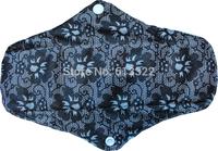 New Printed   Bamboo Mama's Cloth Menstrual Pads Washable Cloth Pads