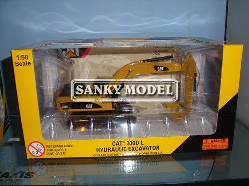 1:50 CAT330D Hydraulic Excavator toy(China (Mainland))
