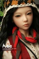 iplehouse yid1 / 4 female asa doll bjd / sd soom volks doll dod luts ai(include makeup and eyes)