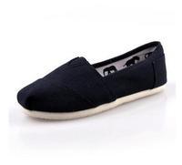 new fashion women's flat casual shoes sneakers Hot sale unisex fashion women men canvas shoes (customize)