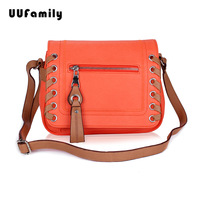 MULTICOLOR Beautiful High Grade PU Leather Women Handbags Bolsas Femininas Shoulder Desigual bag New 2014 Women messenger bags