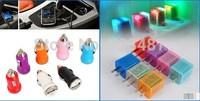 Wholesales 1000pcs/lot  2.1A+1A Dual USB 2-Ports AC Wall Charger Adapter US Plug DHL free shipping