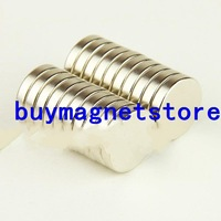 10pcs Strong Magnet Disc N35 Round 16mm X 3mm Rare Earth Neodymium Wholesale