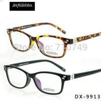 TR90 eyeglasses frame for women,brand design women eye glasses,fashion eyewear optical frame,new rhinstone prescription eyewear