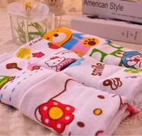 Wholesale 3PCS Honeycomb cotton gauze towel towel towel children towel boy 30*50cm