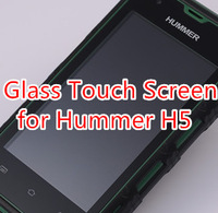 "100% Original HUMMER H5 Android Phone 4.0'' Touch Screen Digitizer Replacement Glass 4.0"" Touch Panel"