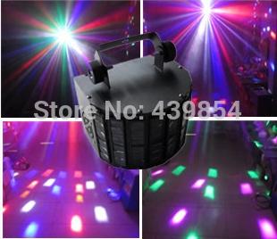 6*3w RYBGPW led disco light DMX stage party DJ(China (Mainland))