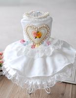High-end wedding dress