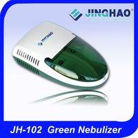 Nebulizer For Medication Easy Operation Adult Portable Nebulizer Inhaler Different Colors Mask Air Compressor 110/220V JH-102