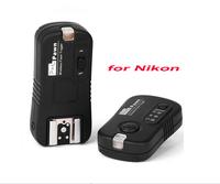 Camrera Wireless Remote Flash Trigger Receiver for Nikon D7000/D5100/D5000